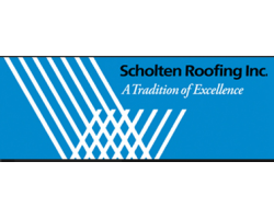 Scholten Roofing logo