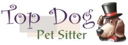Top Dog Pet Sitter logo