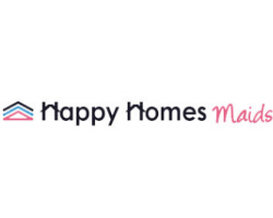 Happy Homes Maid Service logo