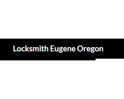 Locksmith Eugene Oregon logo