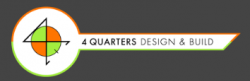 4 Quarters Design & Build logo