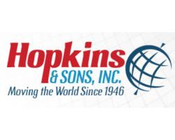 Hopkins and Sons, Inc. logo