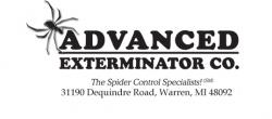 Advanced Exterminator Company logo