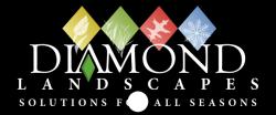 Diamond Landscapes logo
