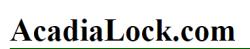 Acadia Lock logo