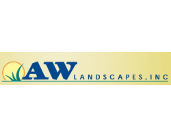 A W Landscapes Inc logo