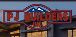 PJ Builders logo