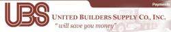 United Builders Supply Co., INC. logo