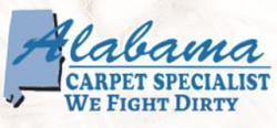 Alabama Carpet Specialist logo