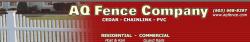 AQ Fence Company logo