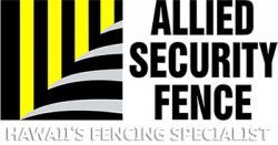 Allied Security Fence logo