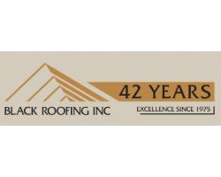 Black Roofing, Inc. logo