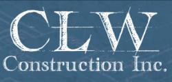 CLW Construction, Inc. logo