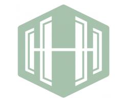 H2E Interiors logo