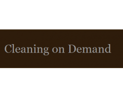 Cleaning on Demand logo