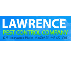 Lawrence Pest Control logo