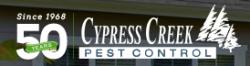 Cypress Creek Pest Control logo