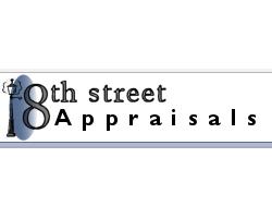 8th Street Appraisals logo
