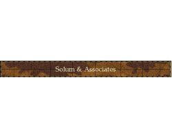 Solum & Associates logo