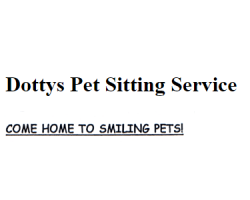 Dotty's Pet Sitting Service logo