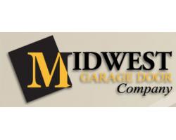 Midwest Garage Door Company  logo