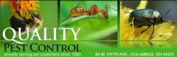 Quality Pest Control Company logo