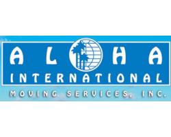 Aloha International Moving Services Inc logo