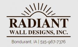 Radiant Wall Designs, Inc logo