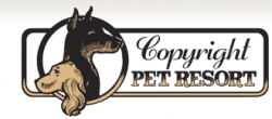 Copyright Pet Resort, Inc. logo