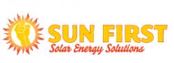 Sun First Solar logo