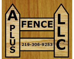 A Plus Fence logo