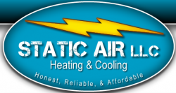 Static Air, LLC logo