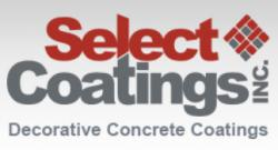 Select Coatings, Inc. logo