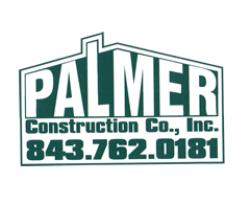 Palmer Construction Company, Inc. logo