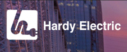 Hardy Electric logo
