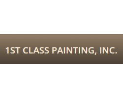 1st Class Painting & Remodeling, Inc. logo