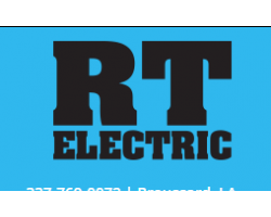 RT Electric, Inc. logo