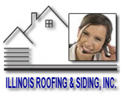 Illinois Roofing Company logo