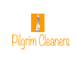 Pilgrim Cleaners logo
