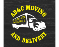 AB & C Moving and Delivery logo