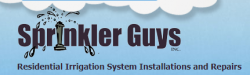 Sprinkler Guys Inc, logo