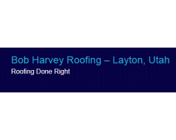 Bob Harvey Roofing logo