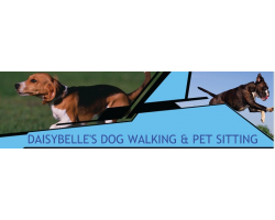 Daisybelle's Dog Walking & Pet Sitting logo