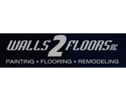 Walls 2 Floor Inc. logo