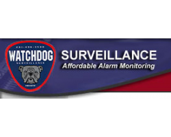 Houston Watch Dog logo