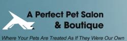 A Perfect Pet Salon & Boutique logo