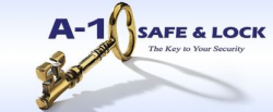 A-1 Safe & Lock logo