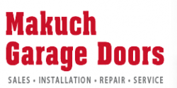 Makuch Garage Doors logo
