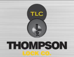 Thompson Lock Company logo
