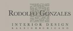 Rodolfo Gonzales Interior Design logo